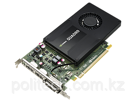 HP NVIDIA Quadro K2200 4GB Graphics for Z230T, Z440, Z640, Z840;