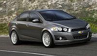 Защита картера и КПП Chevrolet Aveo 1,6 2012-