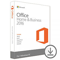 Microsoft Office Home and Business 2016 32-bit/x64 (T5D-02291) Russian Kazakhstan Only DVD