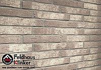 """Клинкерная плитка """"Feldhaus Klinker"""" для фасада и интерьера R682 sintra argo blanco, фото 1"""
