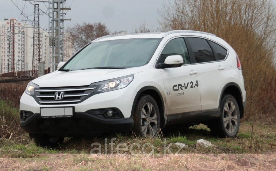 Защита картера и КПП Honda  CR-V IV 2,4 2012-