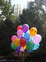 Гелиевые шары к 8 марта