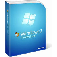 Операционная система MS Windows 7 Professional SP1 (FQC-08296) 32-bit Russian CIS and Georgia 1pk DVD -DSP -LCP (OEI)