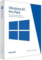 Обновление операционной системы MS Windows 8.1 Professional Pack (5VR-00168) 32/64 bit Russian PUP Not to Russia Medialess Win 8 to Win 8 Pro MC