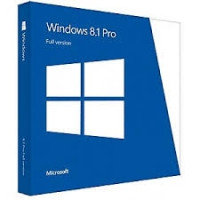 Обновление операционной системы MS Windows 8.1 Professional (FQC-08489) English Upgrda OLP A Gov Get2MdrnPromo