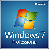 Операционная система MS Windows 7 Professional SP1 (6PC-00020) 32-bit/64-bit English Legalization DVD -GGK -DSP (OEI)