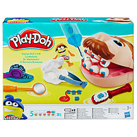 Hasbro Play Doh Мистер Зубастик (версия 2016)