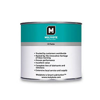 Dow Corning Molykote D paste 1kg