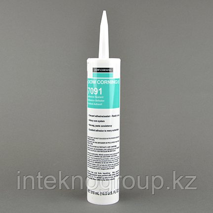 Dow Corning Molykote 7091 adhesive sealant 310 мл. (серый)