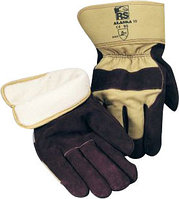 Перчатки комбинированные с утеплителем Тинсулейт®