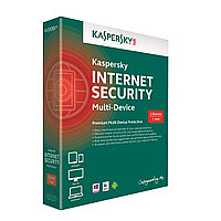 Антивирус Kaspersky Internet Security Multi-Device (BOX) Продление 3ПК/1 год