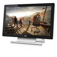 Монитор Dell P2314T 23'' TN /1920x1080 Pix 1000:1 /DisplayPort 1.2, HDMI, VGA, USB 2.0 и 3.0 /178/178