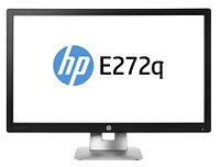 Монитор HP EliteDisplay E272q (M1P04AA) 27 IPS LED Monitor 2560x1440, 60 Hz, 7ms, 0.233 mm, 1000:1 (5000000:1), 178/178, VGA, DisplayPort, HDMI,