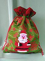 "Мешочек для подарков ""Дед мороз"", фото 1"