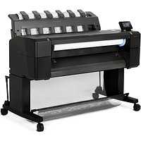 "HP Designjet T920 36-in ePrinter (36""/914mm/A0) 6 ink color, 21сек/стр, 120 отпечатков A1 в час,"
