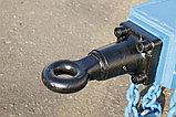 Разбрасыватель органических удобрений РОУ-15 борта из оцинкованной стали, фото 2