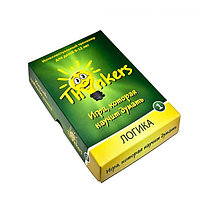 Логическая игра THINKERS 0901 9-12 лет - Логика