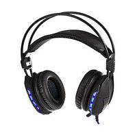 "Наушники ""Gaming Headphones+ microphone Cobra-705,Ø50mm,32Ω ± 1%,20~20kHz,110 dB±3dB,2,5 meters"""