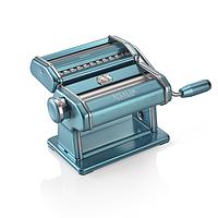 Marcato Atlas 150 Azzurro аппарат для раскатки теста и нарезки тальятелле,фетучини,листов для лазаньи