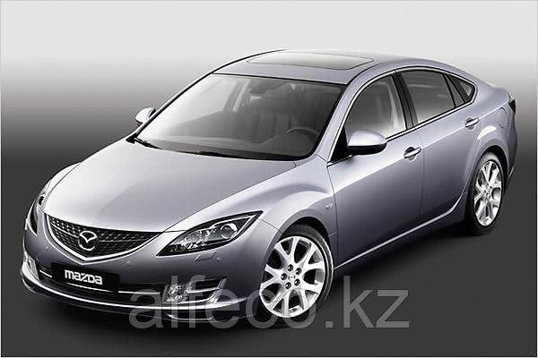 Защита картера и КПП Mazda 6 2002-2008