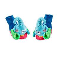 """Тапочки-носочки для малышей """"Слоники"""""""