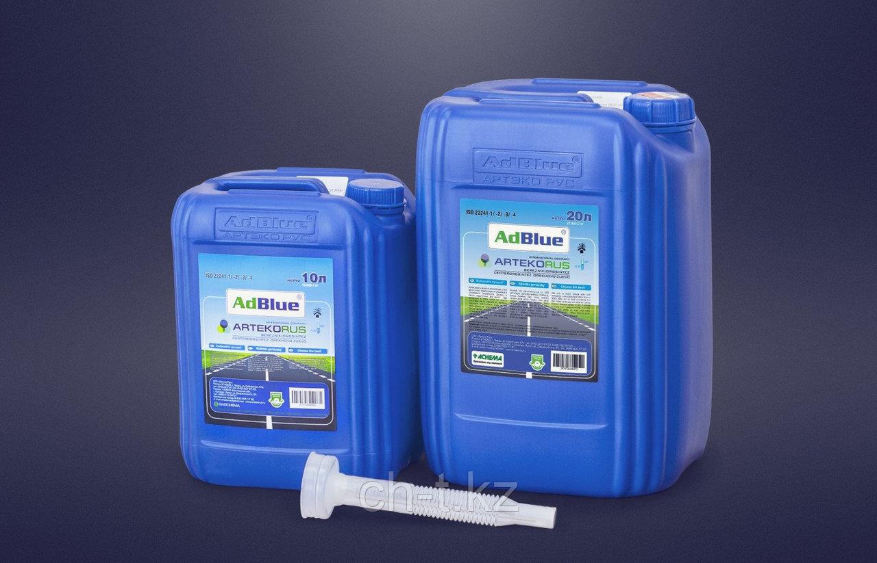 AdBlue - реагент для очистки выхлопных газов