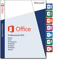Офисное приложение, Microsoft, Office Professional 2013, 32/64 bit, Russian, Box