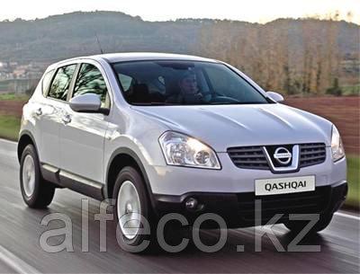 Защита картера и АКПП Nissan Qashgai all 2007-