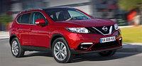 Защита картера и АКПП Nissan Qashgai NEW all 2014-