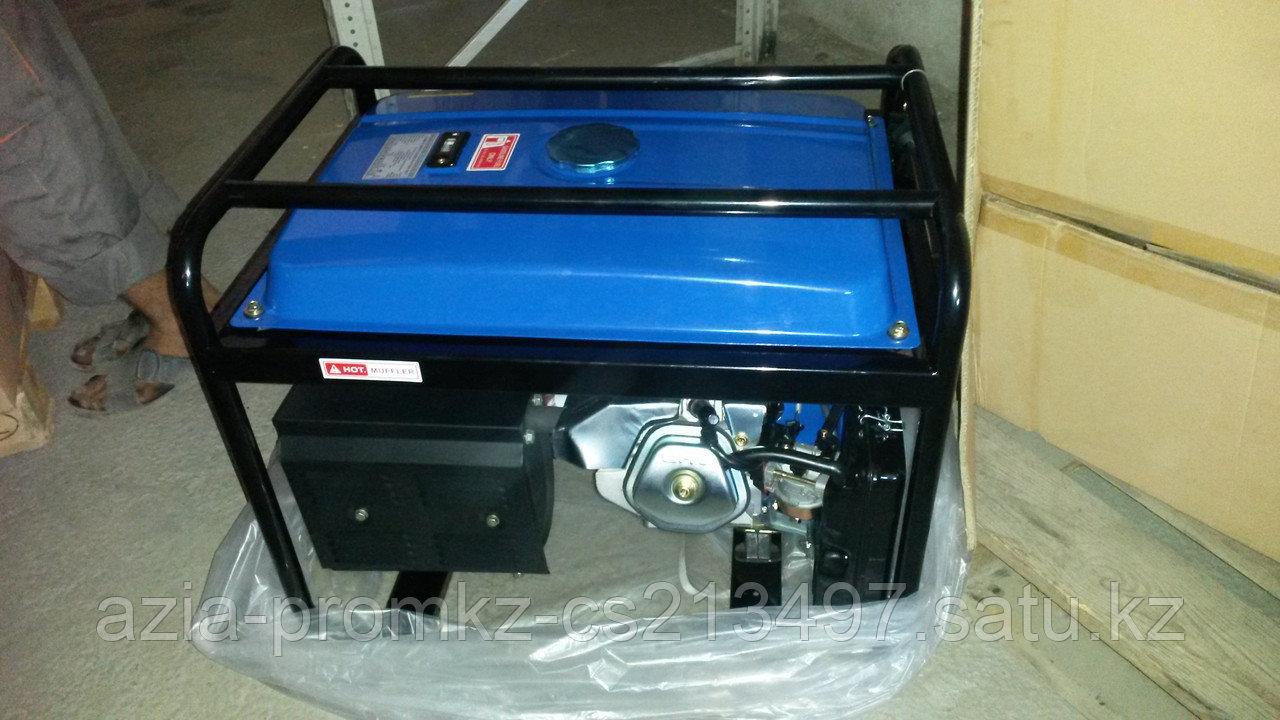 Бензиновый генератор LAUNTOP LT6500CLE-3