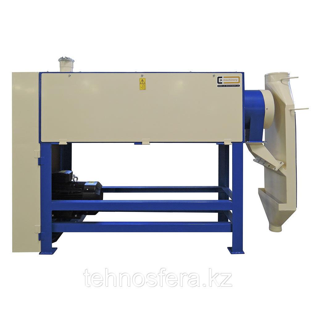 Maлодиаметральная шелушильная машина KMPL 1200 JK Machinery