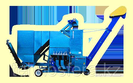 Самоходная зерноочистительная машина Класс 30 МС 10 П