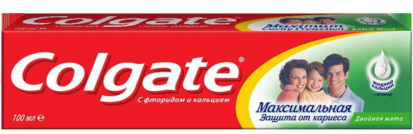 Зубная паста Colgate Максимальная Защита От Кариеса 100мл.