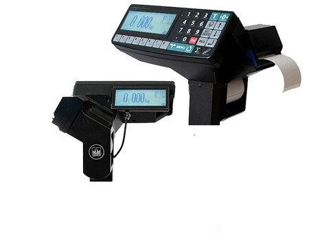Терминал регистратор с печатью этикеток и чеков R2P, 2 индикатора , фото 2