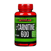 Active Lab L-Carnitine 600 Super 60капс