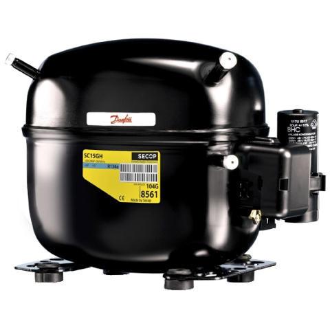 Компрессор для низко/среднетемпературного применения (LBP/MBP) SC15CNX