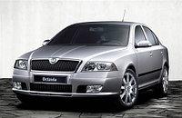 Защита картера и КПП Octavia A5 2009-