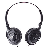 "Наушники ""Headphones+ microphone  OVLENG  OV-F5 MV,Ø 40mm,32Ω ±  15℅,102± 2 dB,20-20,000Hz,100mW,2 bis 3m"""