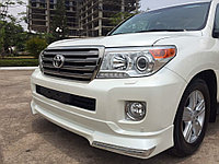 "Обвес ""Sport package"" на Toyota Land Cruiser 200 12-15г."