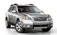 Защита картера Subaru Outback 2010- 2,5