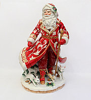 Статуэтка Дед Мороз. Ручная работа, Италия