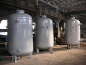 Корпус фильтра для нефтехимической промышленности Р = 1, 6 Мпа