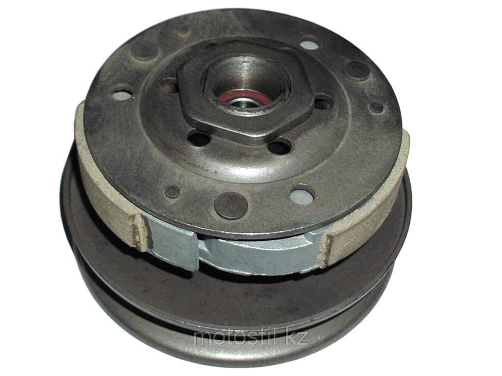 Сцепление в сборе (ведомая часть вариатора) /двигатель 4T 139QMB