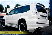 Led - Фонари Toyota Landcruiser Prado 120