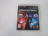 Игра для PS3 Дурная репутация 2 на русском языке (вскрытый), фото 1