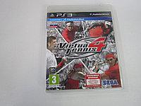 Игра для PS3 Virtua Tennis 4 Move на русском языке (вскрытый), фото 1