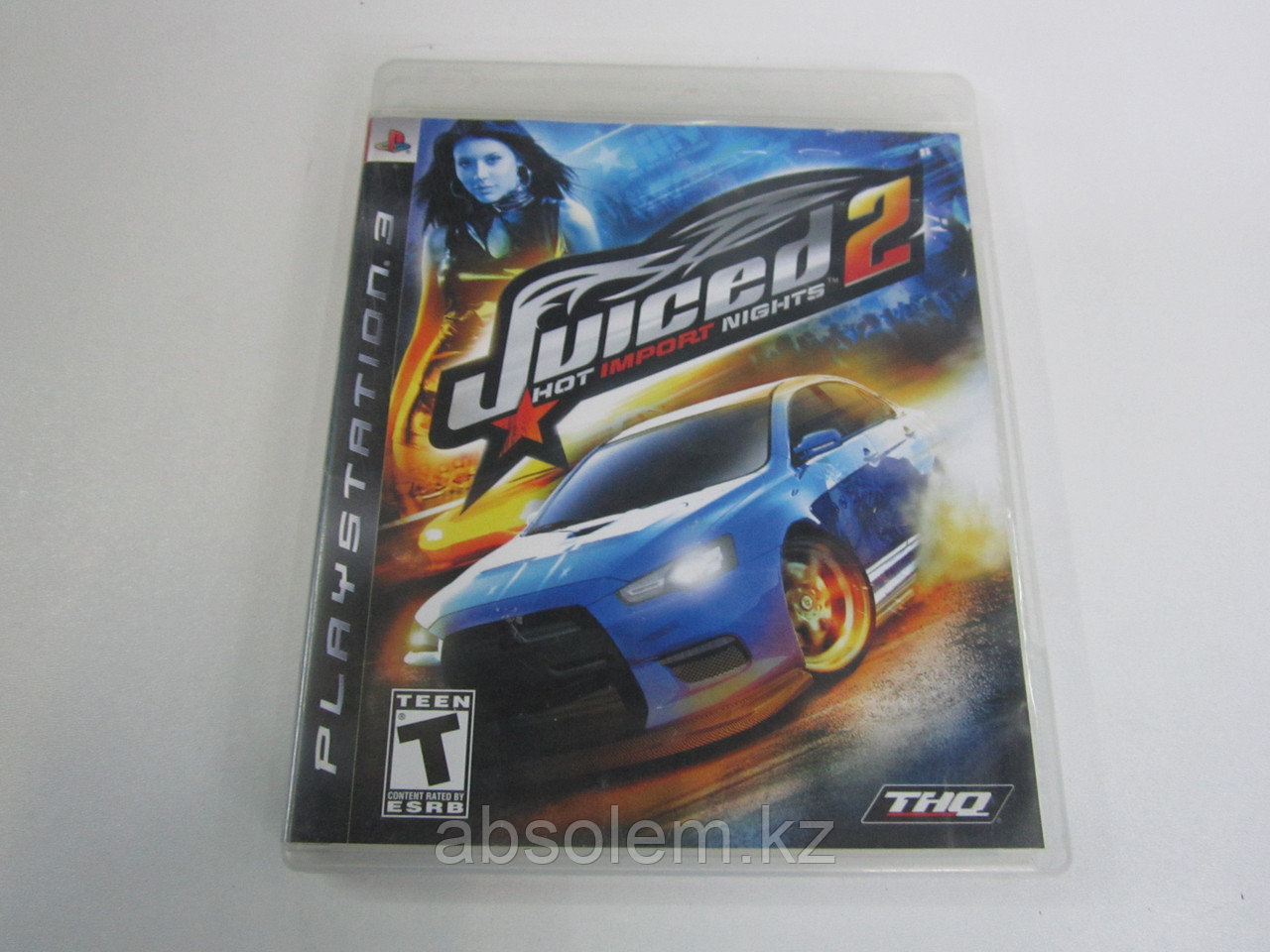 Игра для PS3 Juiced 2 Hot Import Night (вскрытый), фото 1