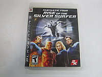 Игра для PS3 Fantastic Four Rise of the Silver Surfer (вскрытый), фото 1