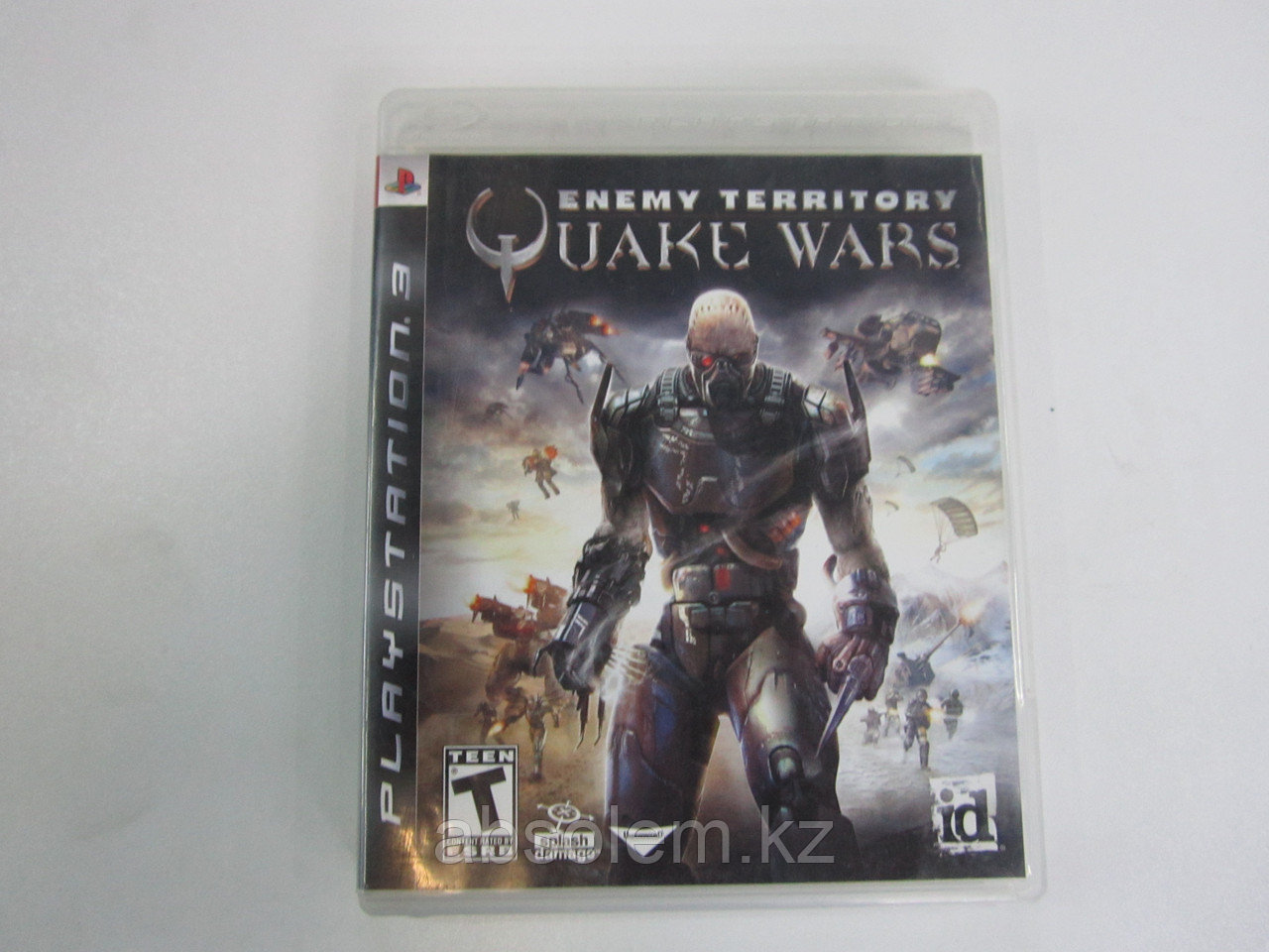 Игра для PS3 Enemy Territory: Quake Wars (вскрытый), фото 1
