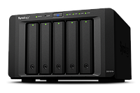 Synology DS1515 5xHDD NAS-сервер «All-in-1» (до 15-ти HDD два модуля DX513 до 120ТБ!!!)